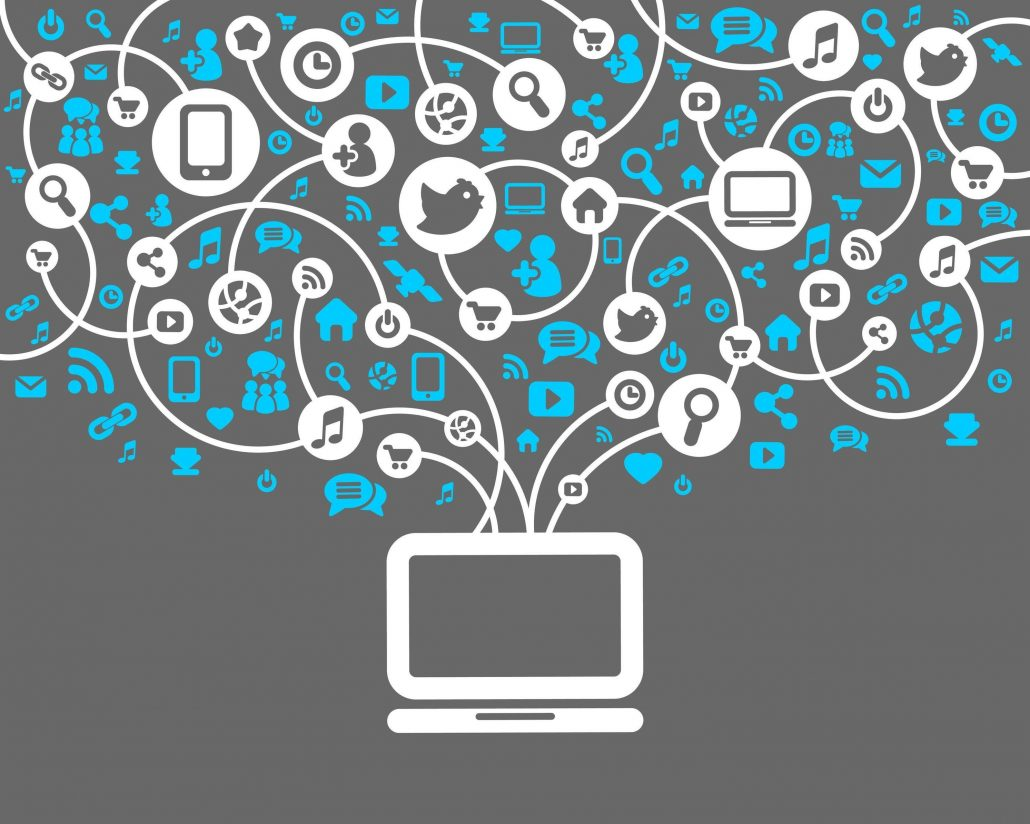 increase traffic to your website with social media